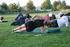 San Jose Fitness Boot Camp at Campbell